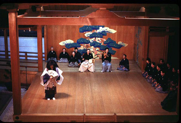 noh stage photo